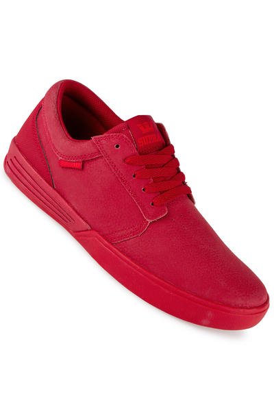Supra Hammer Shoe (red red)