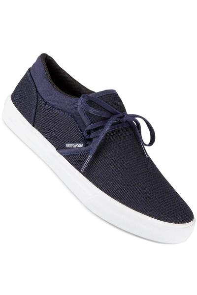Supra Cuba Shoe (navy heather navy white)