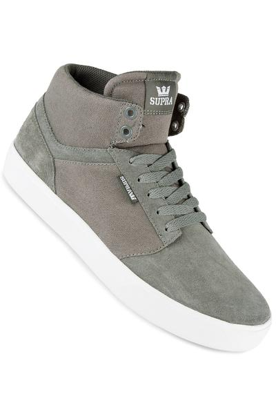 Supra Yorek Hi Shoe (charcoal white)