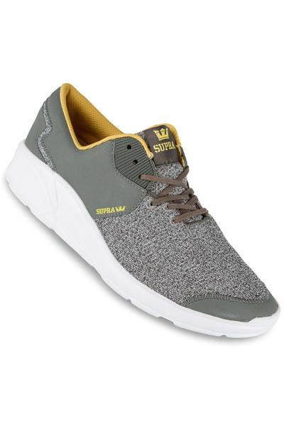 Supra Noiz Schuh (grey heather charcoal)