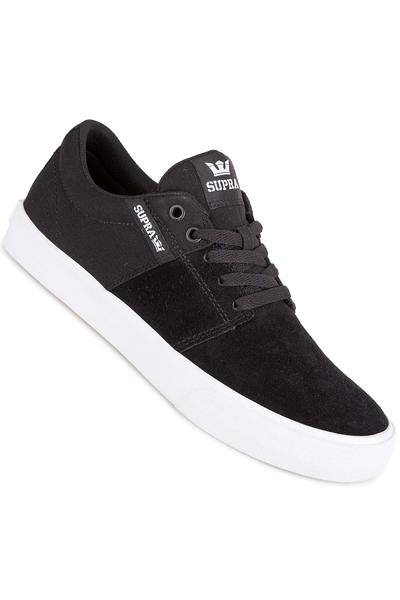 Supra Stacks Vulc II Shoe (black white)