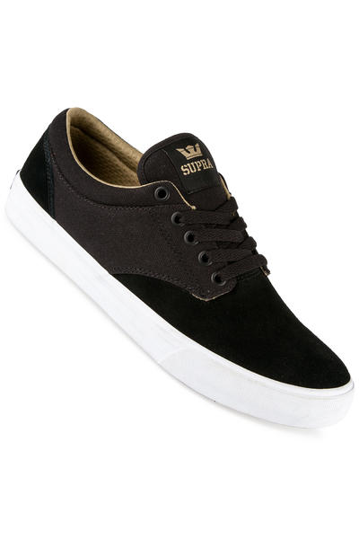 Supra Chino Shoe (black khaki white)