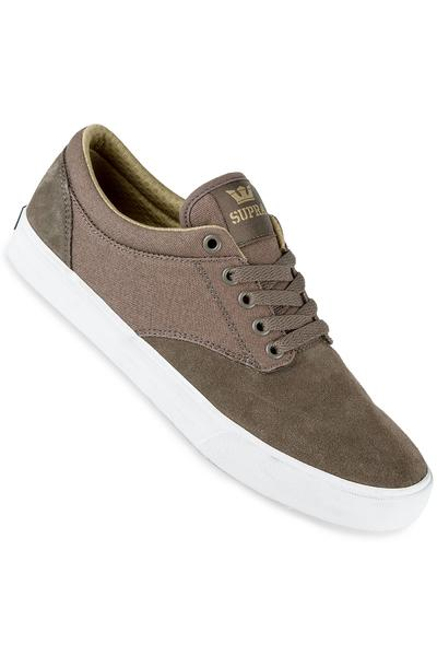 Supra Chino Shoe (morel khaki white)