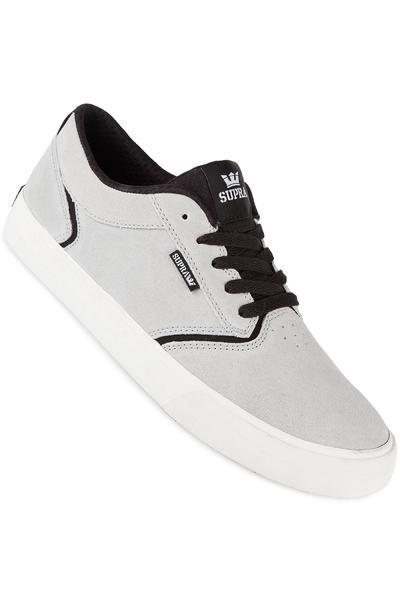 Supra Shredder Shoe (light grey black bone)