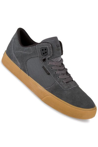 Supra Ellington Vulc Shoe (charcoal gum)