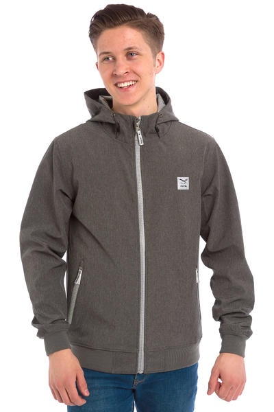 Iriedaily City Flex Jacket (anthracite melange)