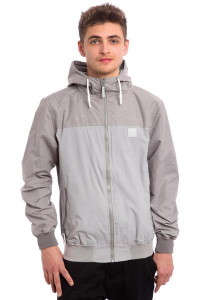 Iriedaily Auf Flag Mel Jacket (grey melange)