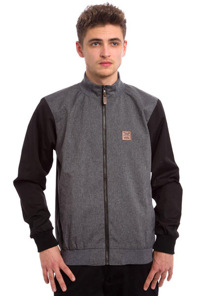 Iriedaily GSE City Jacket (anthracite melange)