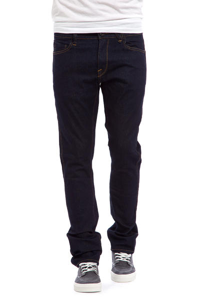 Volcom Vorta Form Jeans (sgene blue rinse)