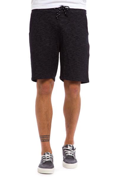 Iriedaily Slub Shorts (black melange)