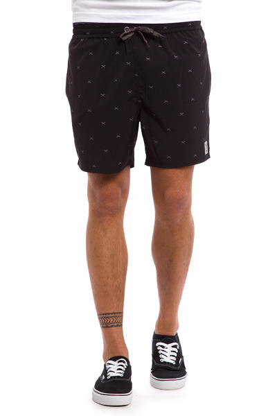 Iriedaily Flag X Swim Shorts (black)