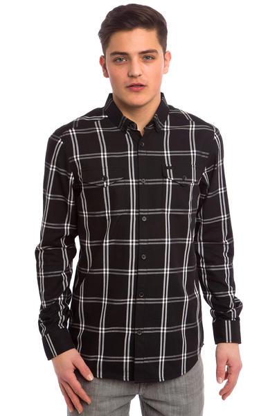 Iriedaily True Bamboo Shirt (black)