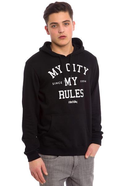 Iriedaily My City Hoodie (black)
