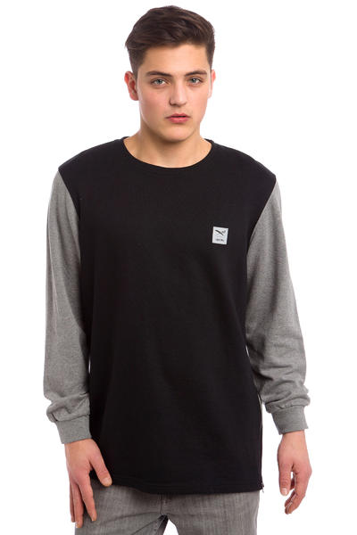Iriedaily Rugged Boma Sweatshirt (black)