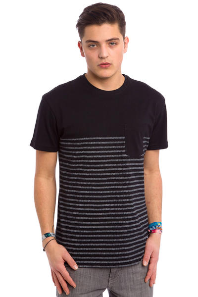 Iriedaily Maritime Pocket T-Shirt (black)