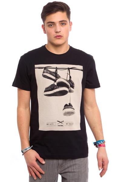 Iriedaily City Rules T-Shirt (black)