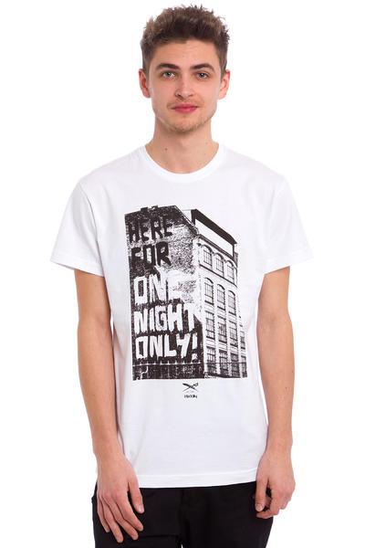 Iriedaily One Night T-Shirt (white)