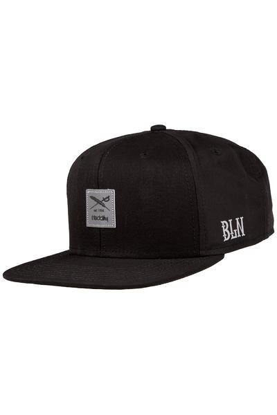 Iriedaily Re-Flag-Tive Snapback Cap (black)