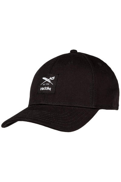 Iriedaily Daily Flag FlexFit Cap (black)