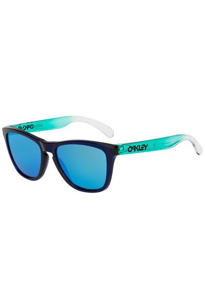Oakley Frogskin Surf Blue Sonnenbrille (sapphire iridium)