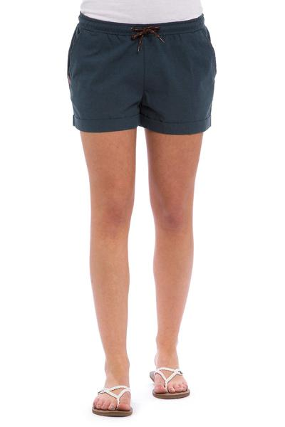 Iriedaily Chambray Shorts women (steelblue)