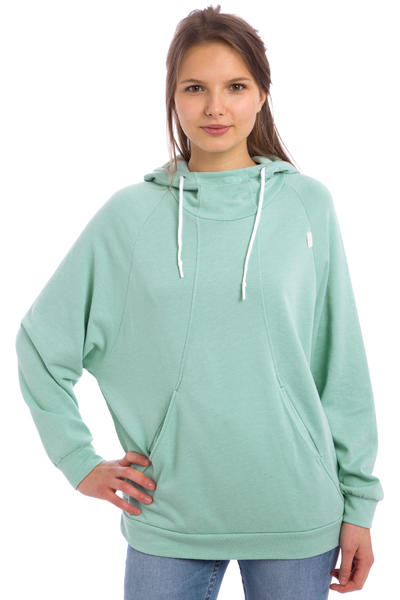 Iriedaily Tender Bat Hoodie women (mint blue)