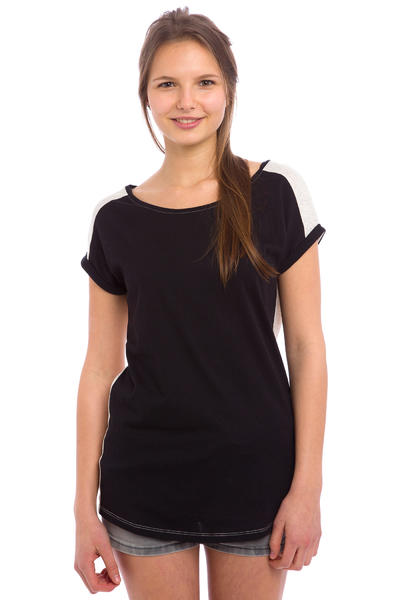 Iriedaily Backside T-Shirt women (black)