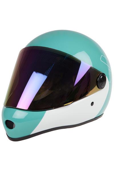 Predator DH-6 XS Skate Helm (gloss seaglass white)