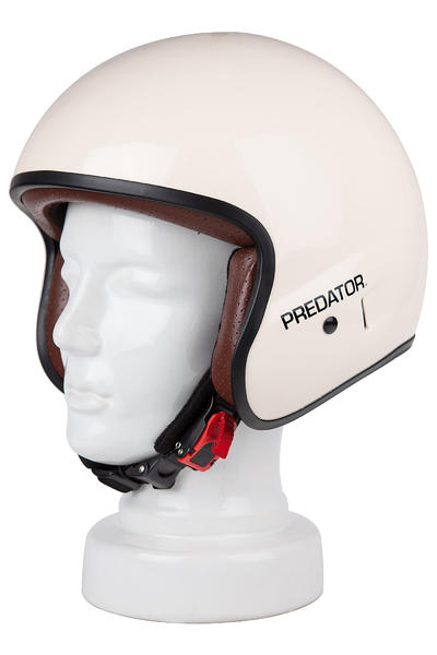Predator DH-6 OF Skate Helm (gloss vintage white)