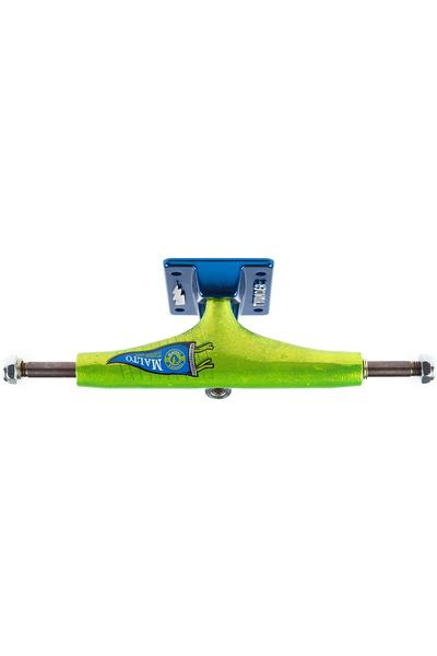 Thunder 147 High Lights Titanium Malto Pennant Achse (neon lime blue)