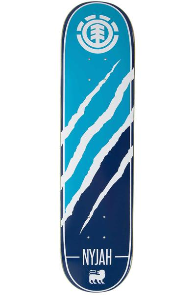 "Element Nyjah Silhouette 7.75"" Deck (blue)"