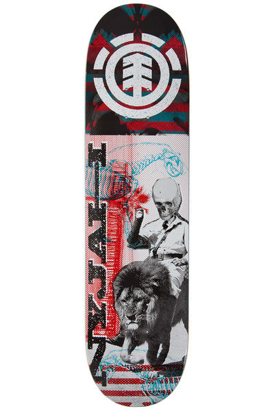 "Element Nyjah Overprint 8"" Deck"