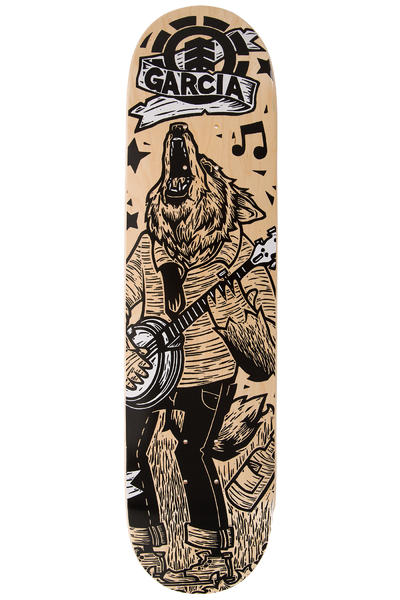 "Element Garcia Animal Band 8.125"" Deck"