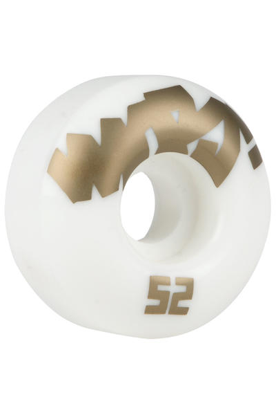 MOB Skateboards Tape 52mm Wheel (white) 4 Pack