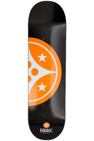 "Fabric Skateboards Device Half 8.5"" Tabla (black orange)"