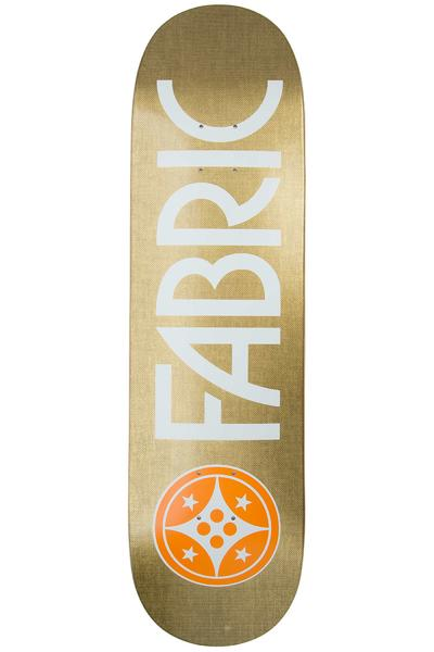 "Fabric Skateboards Canvas 8.4"" Deck (gold)"