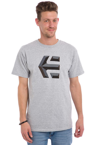 Etnies Mod Icon T-Shirt (grey heather)