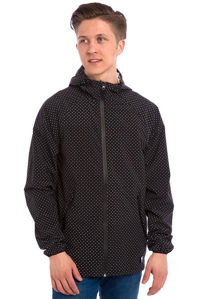 Etnies Scout Parka Jacket (black print)