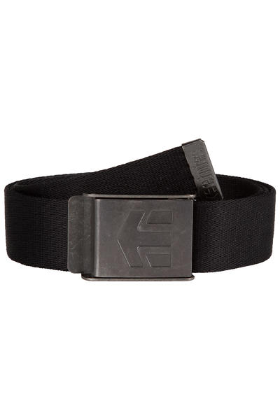 Etnies Staplez Belt (black grey)