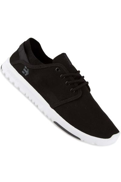 Etnies Scout Shoe (black dark grey)
