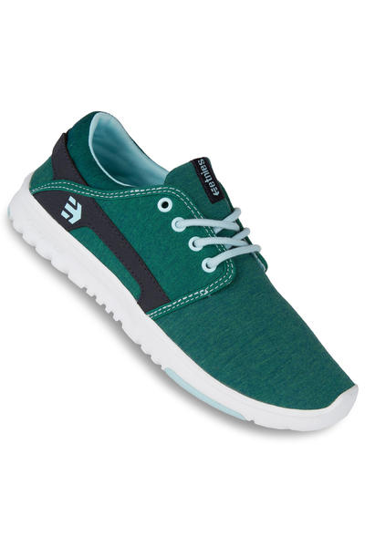 Etnies Scout Schuh women (green heather)