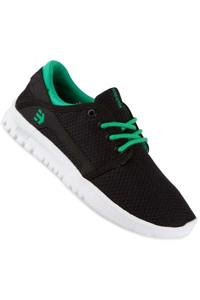 Etnies Scout Shoe kids (black green)