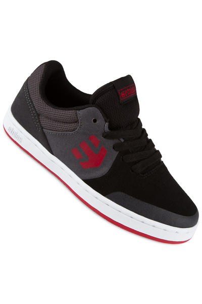 Etnies Marana Schuh kids (black dark grey red)