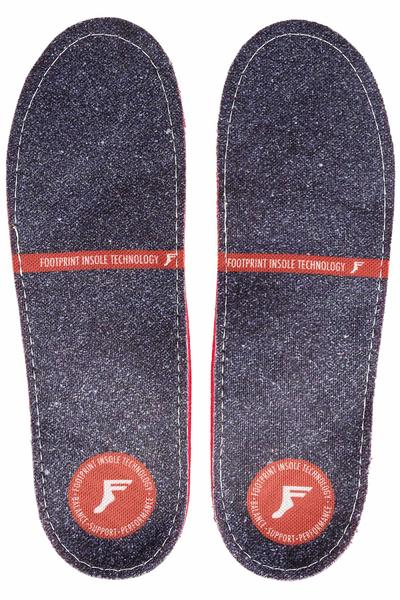 Footprint Logo PU Lite Gamechangers Insole (blue)