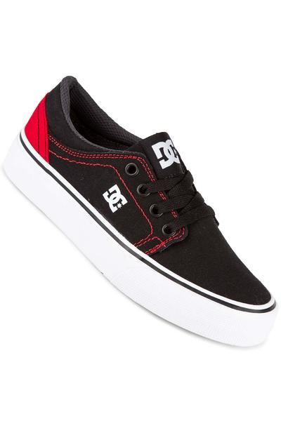 DC Trase TX Schuh kids (black red)