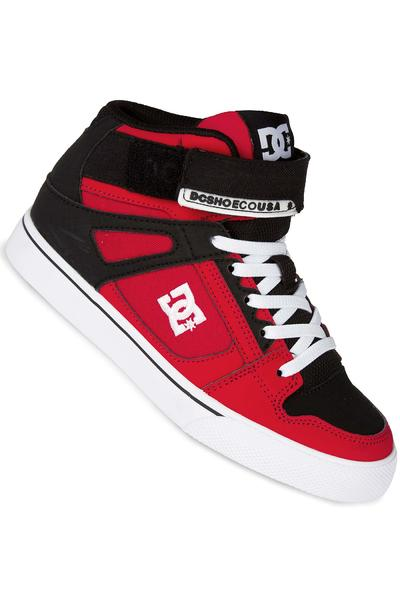 DC Spartan High EV Shoe kids (red black)