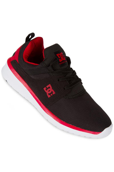 DC Heathrow Schuh kids (black red)