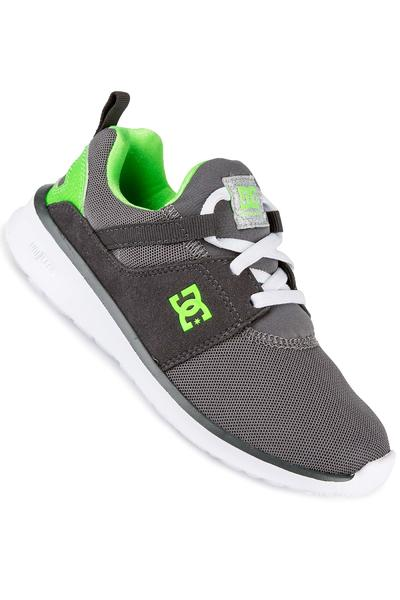 DC Heathrow Schuh kids (grey white green)