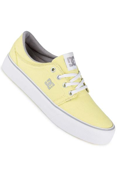 DC Trase TX Shoe women (yellow)