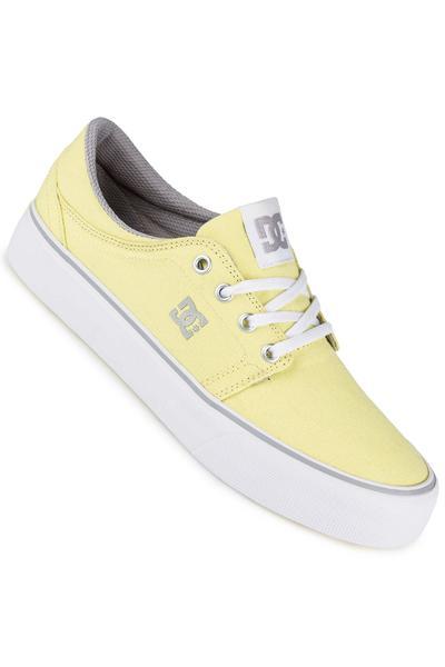 DC Trase TX Schuh women (yellow)